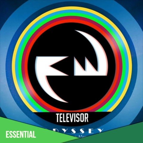 televisor odyssey single cover